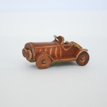 Sports Goods Key Chain Classic Car